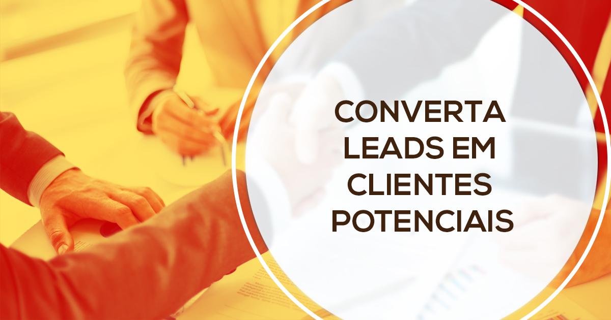 transforme leads em novos negócios